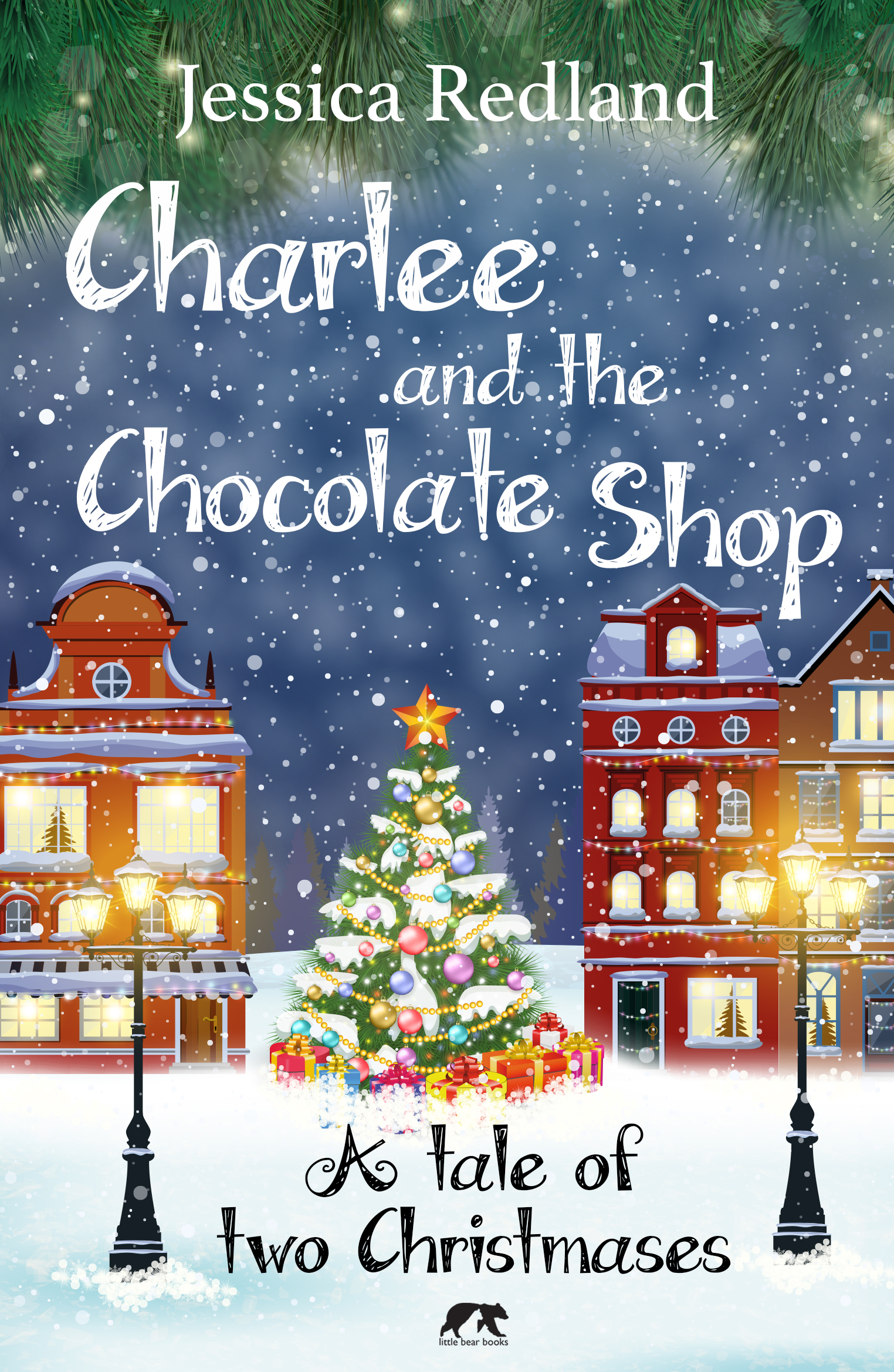 Charlee and the Chocolate Shop Cover