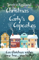 Christmas at Carlys Cupcakes Cover