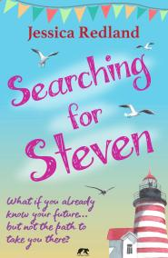 Searching for Steven NEW COVER