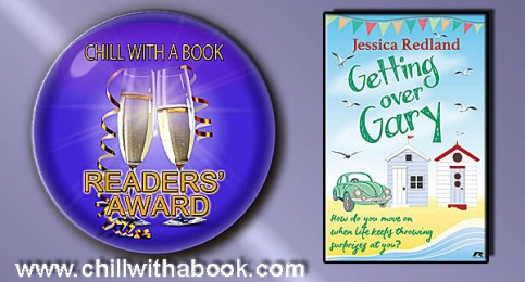 Award Logo wth Gary
