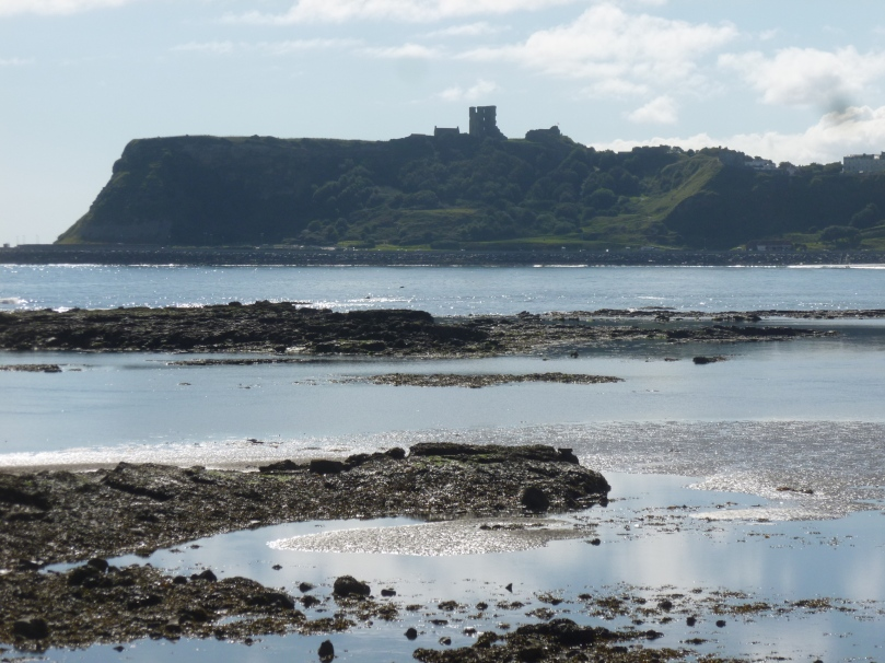 North Bay view of Castle