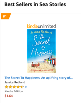Amazon Australia No 1 in Sea Stories