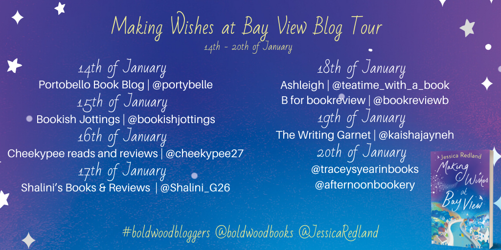 Making Wishes Blog Tour