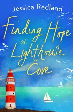 Finding Hope at Lighthouse Cover