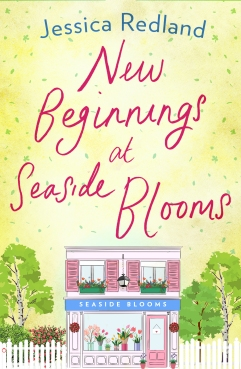 New Beginnings at Seaside Blooms Cover