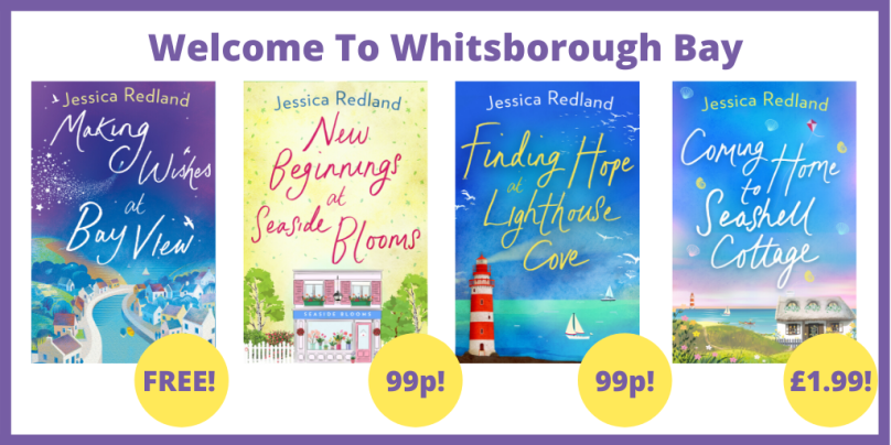 Jessica Redland Series Pricing