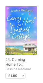 Seashell Cottage - No 24 in Paid Apple Chart