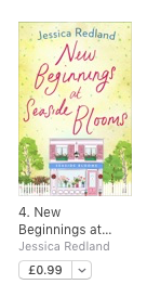 Seaside Blooms - No 4 in Paid Apple Chart