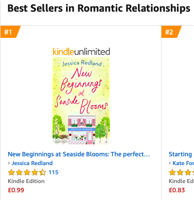 Seaside Blooms #1 Romantic Relationships - May 2020