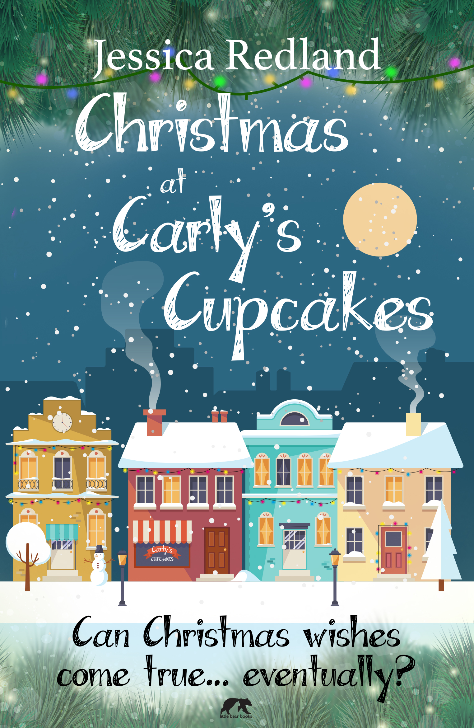 Christmas at Carly's Cupcakes Cover (Amazon)