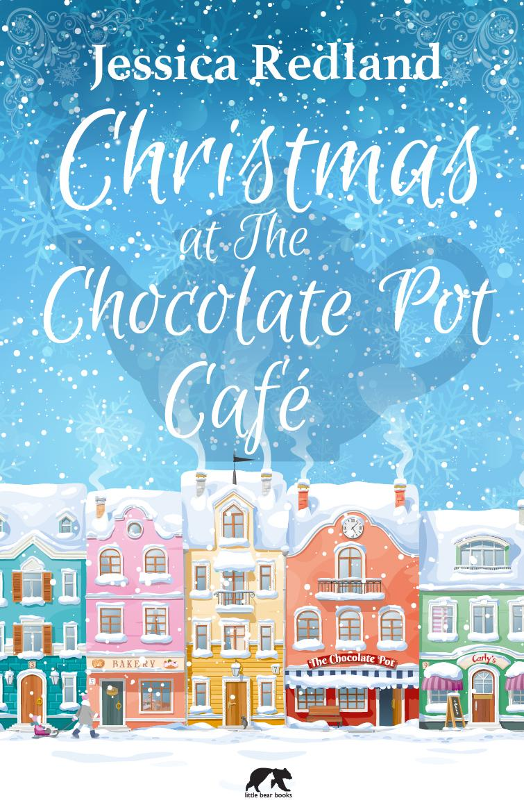 Christmas at The Chocolate Pot Cafe COVER