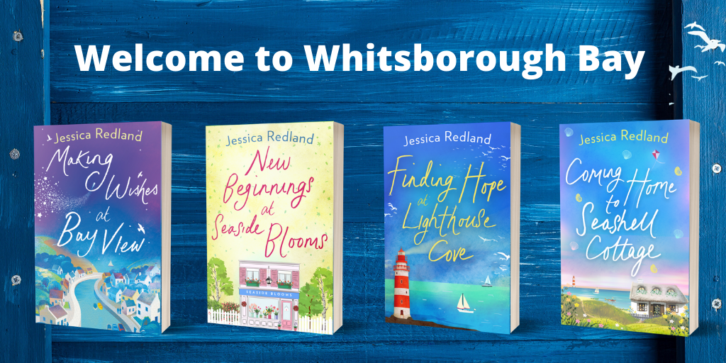 Welcome to Whitsborough Bay 4 Books