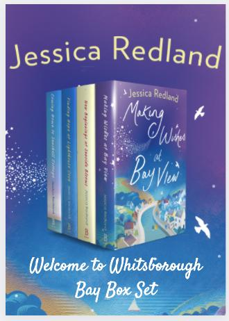 Welcome to Whitsborough Bay Box Set Cover