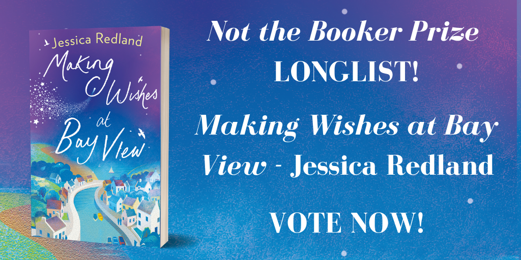 Not The Booker Prize Jessica Redland